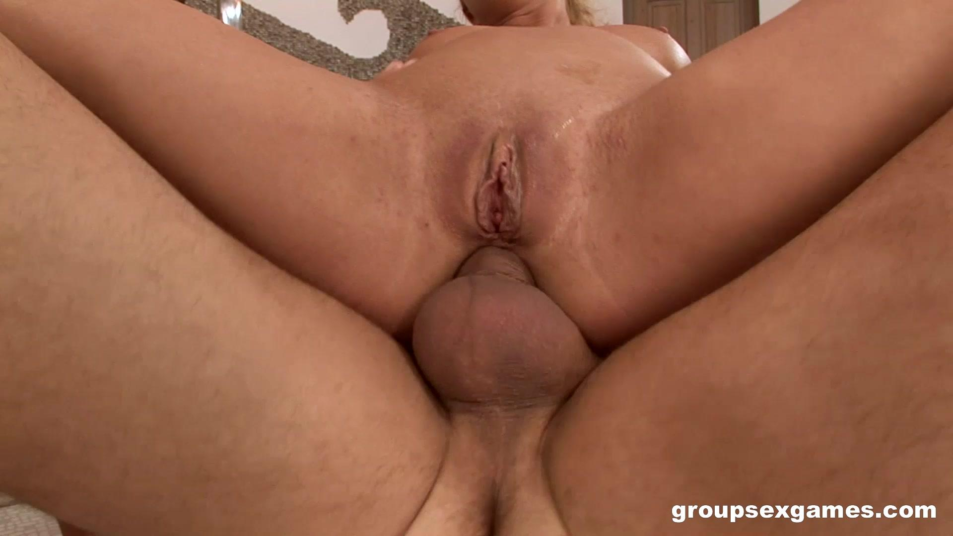Group Sex Games – Nikita Blue And Kyara Getting Double Penetrated