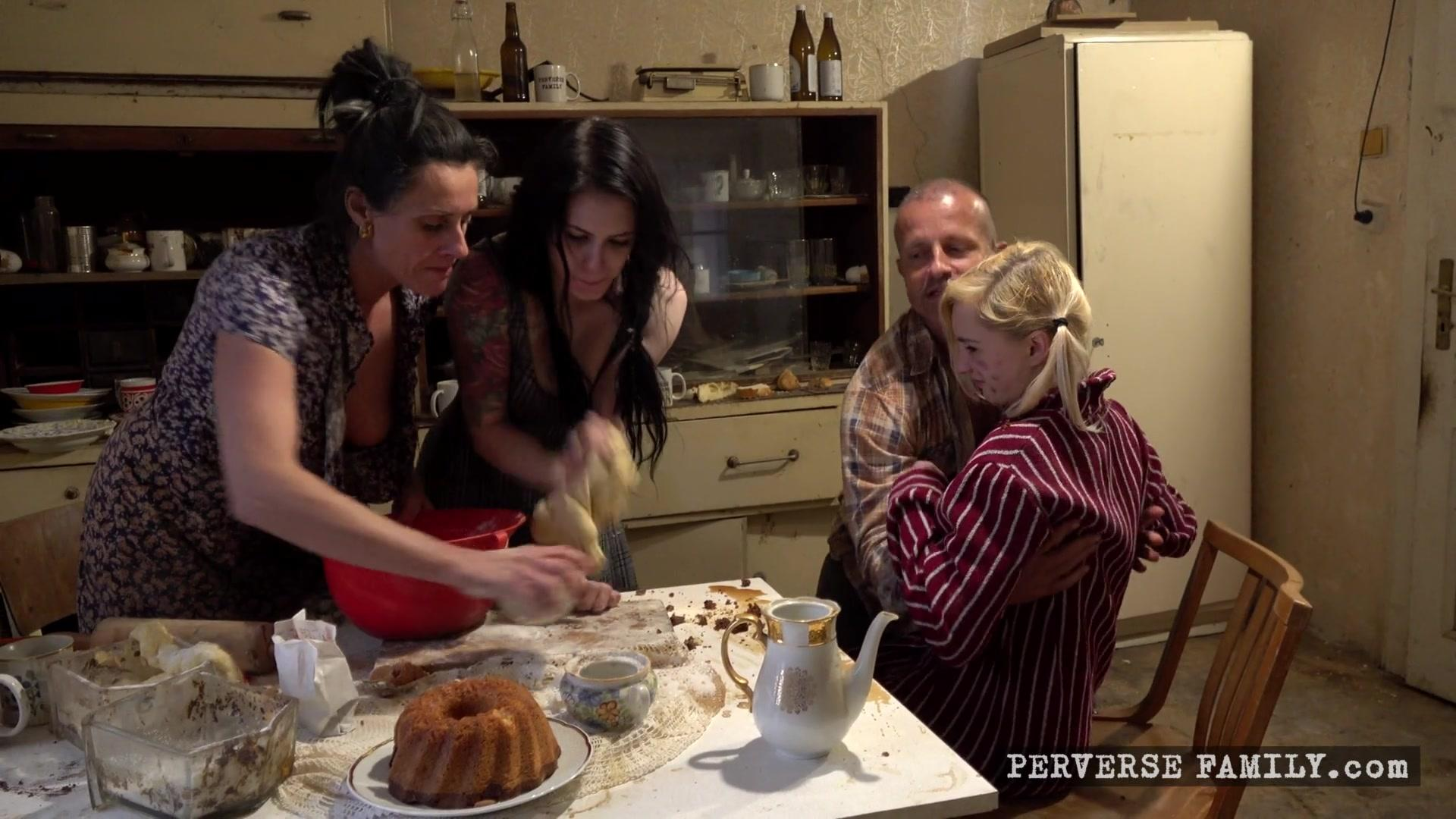 Perverse Family E14 Family Feast