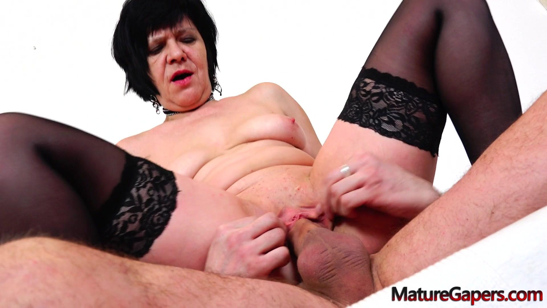 Mature Gapers – Charlie