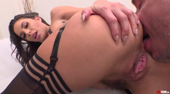 BAM Visions – Gia Dimarco A Real Anal Stomping